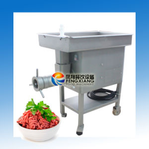 Fk-632 Vertical Double Meat Grinder, Commercial, Stainless Steel Meat Mincer pictures & photos