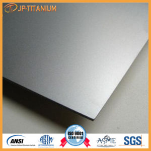 Jp-Ti Professional Supply Corrosion-Resistant Gr9 Titanium Plate for Industry pictures & photos