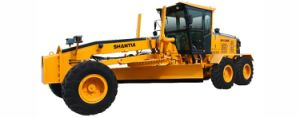 New Grader Shantui Sg18d-3 New Grader 180HP Grader with Front Blade in Low Price pictures & photos