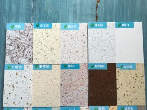 Good Quality Popular Quartz Stone Slab for Kitchen Table Top pictures & photos