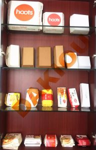 Paper Chips Box Erect Machine with Cheap Price pictures & photos