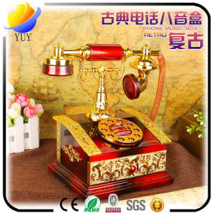 Retro Gramophone Music Box Commemorative Gifts pictures & photos