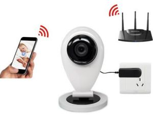 WiFi 3G 4G GSM Home Network Security Waterproof Digital IP Camera pictures & photos
