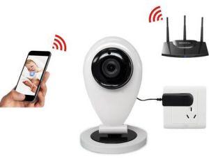 WiFi Home CCTV Video Network Security Waterproof Digital IP Camera pictures & photos