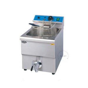 New Stainess Steel Electric Fryer Ef-121 pictures & photos