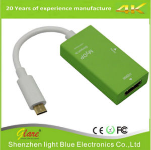 Slimport Mydp USB to HDMI HD Adapter Cable pictures & photos