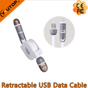 Transfer Data and Charging USB Cable for iPhone and Android pictures & photos