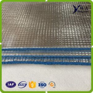 Crosslinked XPE Foam Laminated with Alu Foil for Wall Insulation pictures & photos