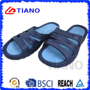 New Blue Comfortable EVA Slipper for Women (TNK35653) pictures & photos
