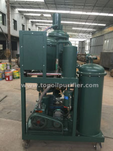 Refrigeration Oil Hydraulic Oil Lubricant Oil Filtration Machine (TYA) pictures & photos