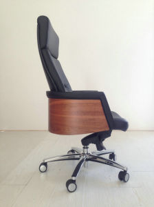 Real Genuine Leather Executive Office Chair pictures & photos