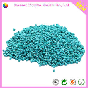 Blue Masterbatch for PVC Blow Molding pictures & photos