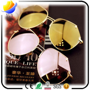 8025 New Men Polarized Light Classic Frog Mirror Driving Glasses pictures & photos