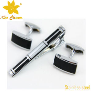 Tieclip-002 OEM Custom Flat Spring Steel Stainless Steel China Cheap Aviators pictures & photos