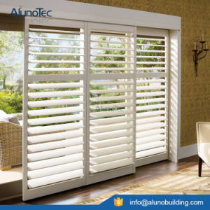 Wood Adjustable External Wooden Louvres pictures & photos
