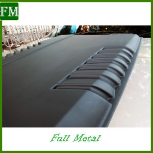 Matte Black Engine Hood Cover for Ford Ranger 2015+ pictures & photos