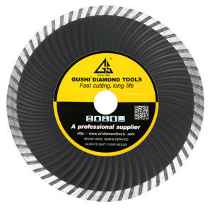 Hot Pressed X Terminator Diamond Saw Blade (HHPX) pictures & photos