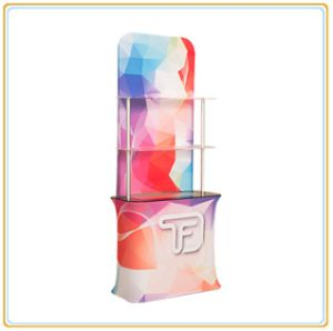 Tension Fabric Backdrop Display Rack/Display Showcase pictures & photos