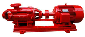 High Head Horizontal Multistage Firefighting Centrifugal Water Pump pictures & photos