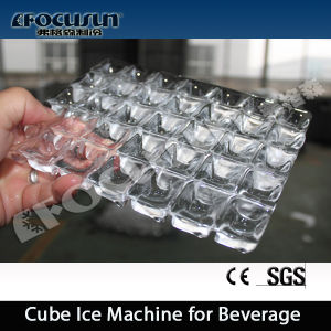 Focusun 3000lbs Cube Ice Machine pictures & photos