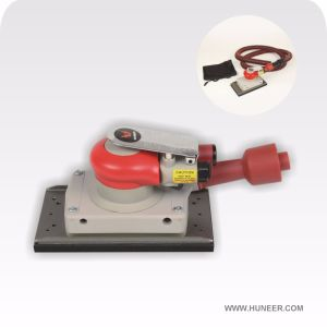 95*180mm Air Orbital Sander with Vacuum (HN-S607) pictures & photos