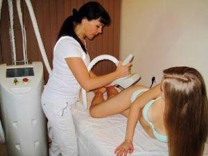 Velasahpe Vacuum Roller Cavitaion Slimming Machine Velashape Vacuum Roller Body Shape Massager Machine pictures & photos