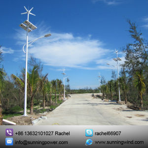Wind Solar Hybrid Home Electric System (MINI 3)