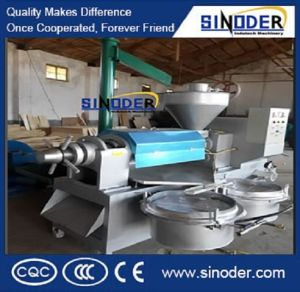 Oil Eapeller Mill Soybean Screw Oil Press Machine pictures & photos