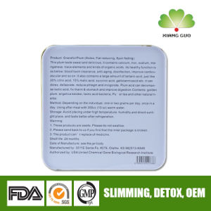 Fast Effect Slimming Detox Plum, Burning Fat Herbal Plum pictures & photos