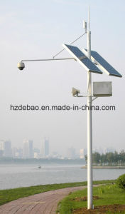 Telescopic CCTV Camera Pole pictures & photos