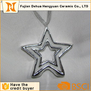 Hollow Star Pendant for Christmas Ornament pictures & photos