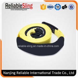 Ce TUV Approved Heavy Duty Car Tow Strap Rope pictures & photos