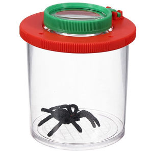 Acrylic 3X 6X Bug Catcher Locket Insect Magnifier Viewer Box pictures & photos