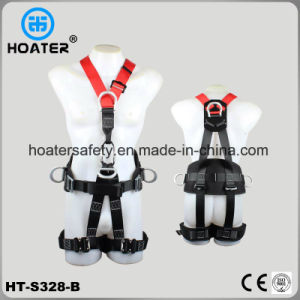 High Quality Ce Certificate Full Body Roofer Kit Harness pictures & photos