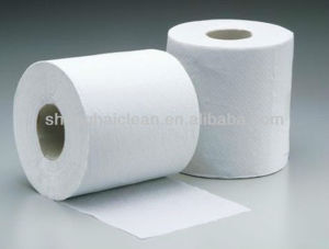 Wholesale Price Toilet Tissue Paper Roll Toilet Tissu pictures & photos