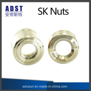 Sk Nuts High Clamping Power Nuts Machine Tools Accessories pictures & photos