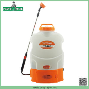 20L Electric Knapsack Sprayer for Agriculture/Garden/Home (HX-20E) pictures & photos