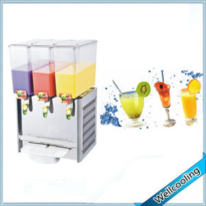Jiangmen Facotry Direct Sell Juice Dispenser 3 Tanks 9L pictures & photos