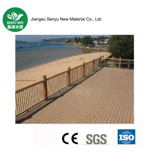 UV-Resistance WPC Outdoor Hollow Flooring pictures & photos