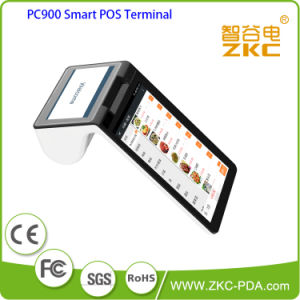 Customizable 7 Inch Touch Screen Android POS Tablet with Printer pictures & photos