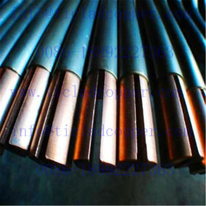Titanium Clad Copper Pipe Tube for Electro-Purification/ Sea Water Treatment pictures & photos