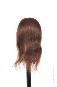 Factory Direct Sale Human Hair Training Head 14 Inches for Style Training pictures & photos