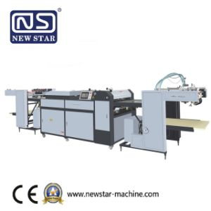 Sguv-660A Fully Automatic Cheapest UV Coating Machine for Paper pictures & photos