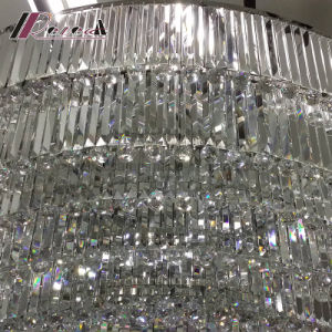 Modern Customized Design Crystal Pendant Lamp for Fivestar Hotel pictures & photos