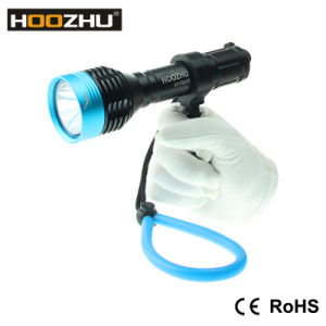 Hoozhu D10 Diving Flashight Max 900 Lumens Diving Torches pictures & photos