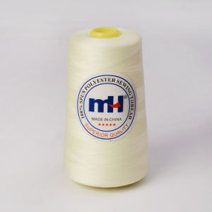 Wholesale Cheap Price 50/3 50s/3 100% Spun Polyester Sewing Thread pictures & photos