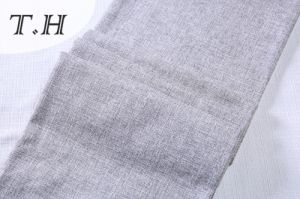 Plain Likes Linen Fabric Sofa Fabric (FTD31033) pictures & photos