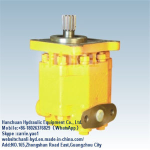 High Pressure Hydraulic Oil Gear Pump for Engineering Machinery (CBG2032) pictures & photos