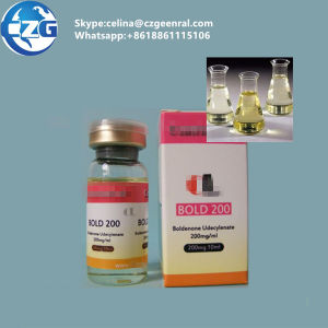 Raw Steroid Liquid Chemical Boldenone Undecylenate for Bodybuilding pictures & photos