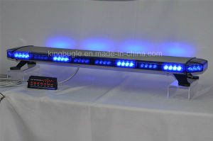 "47"" Blue LED Emergency Light Bar (TBD20626-16A6g) pictures & photos"